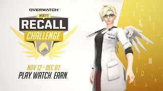 Mercy's Recall Challenge | Overwatch