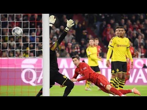 IO LI ODIO: CE L'HANNO RUBATA DUE VOLTE. PIÙ LORO VINCONO, PIÙ IO ROSICO! - Bayern 4-0, Gladbach 3-1