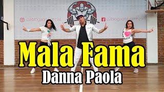 Mala Fama - Danna Paola / Choreography / Zumba / Carlos Safary