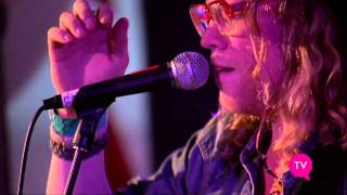 Allen Stone - Your Eyes (free concert live in Chicago)