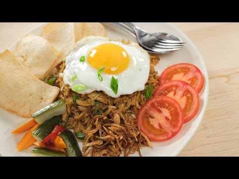 Nasi Goreng Recipe | Indonesian Fried Rice | Asian Recipes