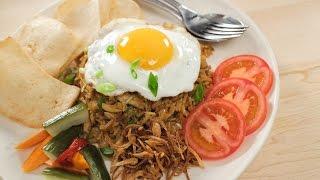 Gambar cover Nasi Goreng Recipe   Indonesian Fried Rice   Asian Recipes