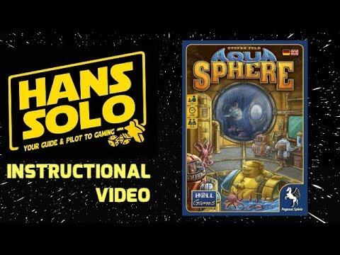 Hans Solo: AquaSphere