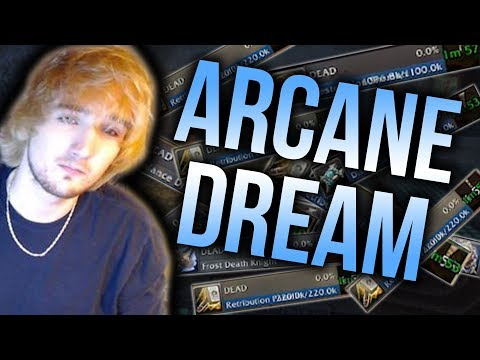 THE ARCANE DREAM IS BACK