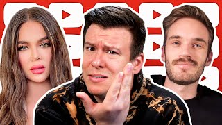 What The Khloe Kardashian Leak REALLY Exposed, PewDiePie, MrBeast, COVID Scammers, Biden & More News