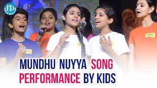 Mundhu Nuyya Song Performance By Kids - Nirmala Convent
