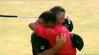 Open Moments: Tiger Woods wins the 2006 Open Championship at Royal Liverpool