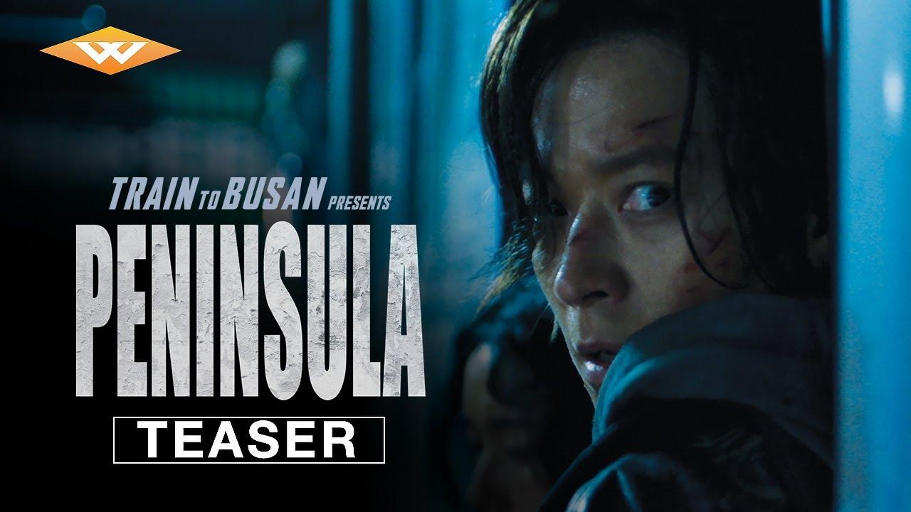 Трейлер фильма Поезд в Пусан: Полуостров