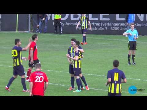 18. Runde SK Jenbach I vs. FC Ager Söll