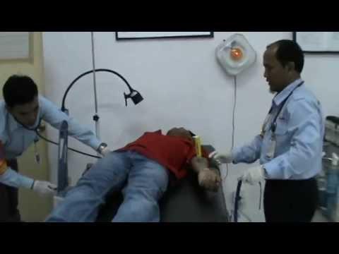 Video Penanganan Gigitan ular by. Dr. Agus Hasan Setiawan &  Team PT. Bakrie Construction