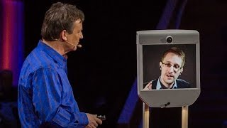 How We Take Back The Internet  Edward Snowden