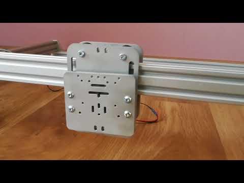 OpenBuilds ACRO Laser System Assembly - смотреть онлайн на