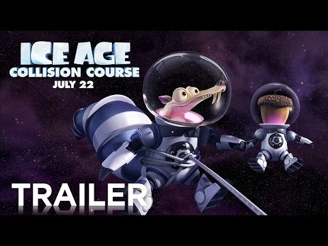 Ice Age: Collision Course (2016) Teaser Trailer
