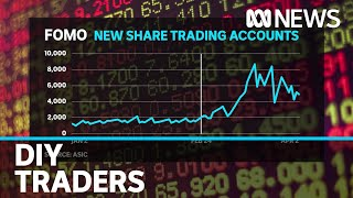 ASIC warns against inexperienced investors day-trading in stock markets | ABC News