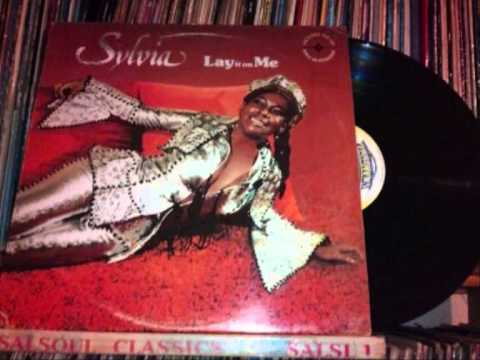 sylvia - lay it on me