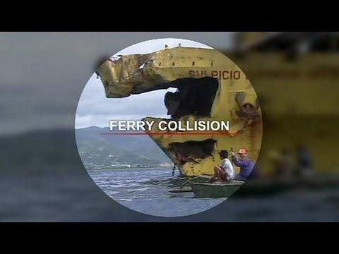 Ναυτική τραγωδία στο αρχιπέλαγος των Φιλιππίνων [video]