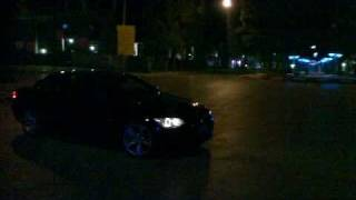 preview picture of video 'BMW Convertible 330i donuts mohamad gheliji'