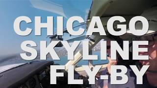Chicago Fly-By!