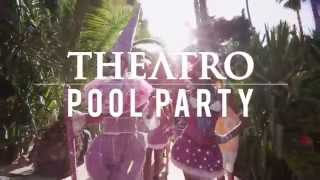 preview picture of video 'Theatro Marrakech - Pool Party'