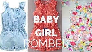 Latest Kids Romper Dress Patterns | Stylish Baby Girl Romber Dress | Kids Romber Dress Designs