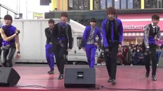 A JAX 'Hot Game' At Their Mini Concert In Daegu! 121201 (Part 2)