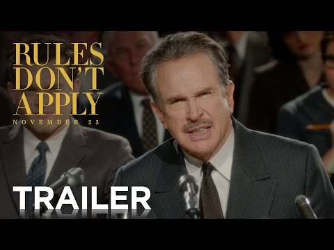 Rules Don't Apply (Final Trailer)