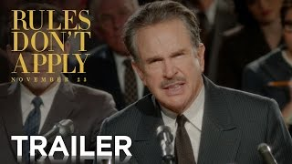 Trailer of Rules Don't Apply (2016)