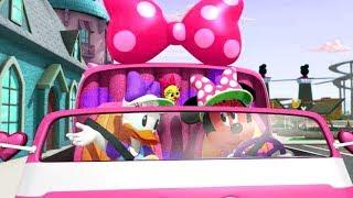 心優しいミニーとデイジーが街のみんなのお手伝い!映画『ミニーのハッピー・ヘルパー/こころをこめて』予告編