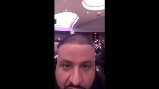 DJ Khaled Dinner With Obama