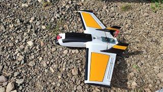 "ZOHD DART 250G FPV Flight on 3S li-on 18650 batteries Sony VTC6, 5 ""propeller (included)"