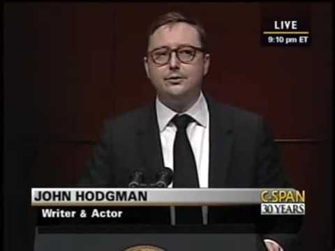 Sample video for John Hodgman