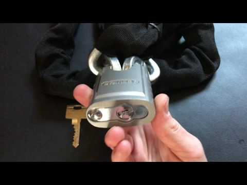 Stanley 24/7 ASSA Padlock review