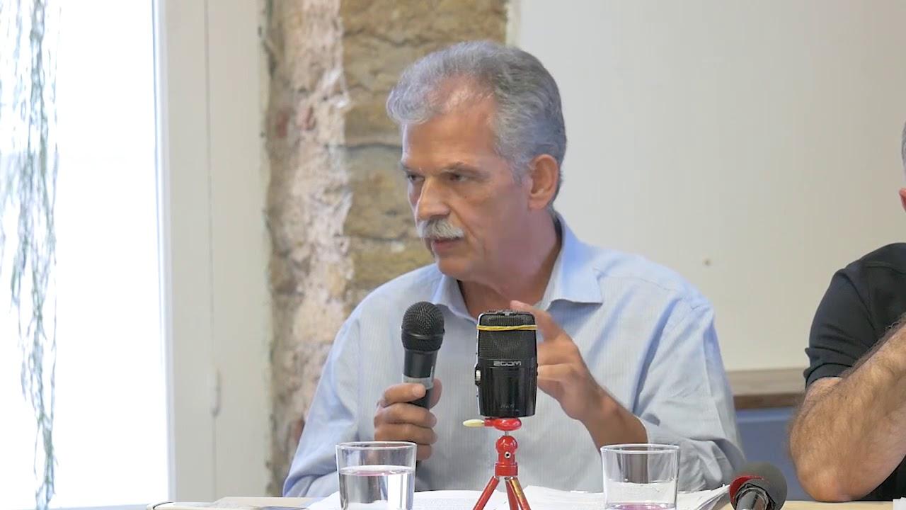 Προοδευτικές Συγκλίσεις σε Ελλάδα και Ευρώπη -Σπύρος Δανέλλης
