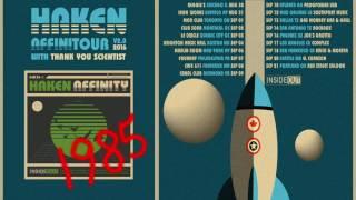 "Video thumbnail of ""HAKEN - 1985 (Album Track)"""