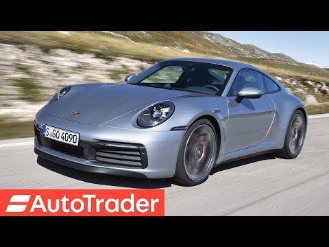 2019 Porsche 911 first drive review