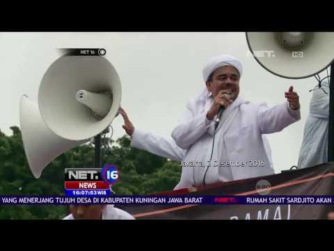 Rizieq Dilaporkan Sukmawati ke Polda Jabar Terkait Dugaan Penghinaan Pancasila - NET 16