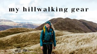 What I Wear For Hillwalking