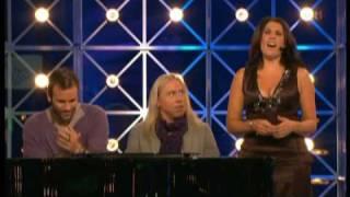 """Video thumbnail of """"Jill Johnson, Så skall det låta 2009"""""""