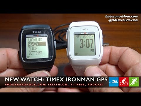 62df63421934 How To Get Started  NEW Timex Ironman GPS Watch