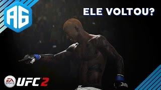EA SPORTS UFC 2 #136 CARREIRA - ACABOU A BRINCADEIRA (Português-BR)