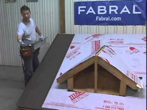 Horizon S – Installing Gable