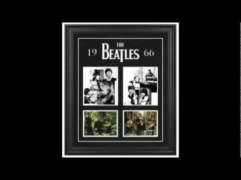 Rain (Beatles) instrumental / karaoke version with lyrics & backing vocals