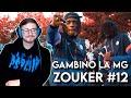 ENGLISH GUY REACTS TO FRENCH DRILL/RAP!!   Gambino La MG - Zouker #12 feat. Negrito (Clip Officiel)