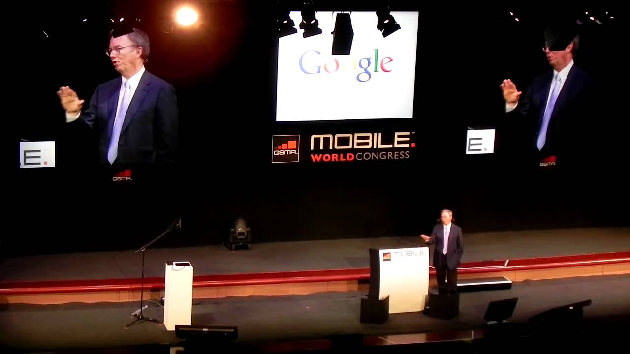 Google Chairman Eric Schmidt Loves The NBN