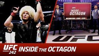 UFC 242: Inside the Octagon - Khabib vs Poirier