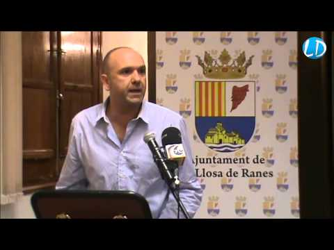 Reportatge festes patronals Llosa de Ranes 2014 dies 19,20,21 1ªpart