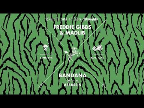 download lagu mp3 mp4 Bandana Freddie Gibbs Madlib, download lagu Bandana Freddie Gibbs Madlib gratis, unduh video klip Bandana Freddie Gibbs Madlib