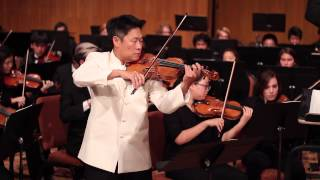 Butterfly Lovers Violin Concierto performed by Mr. T