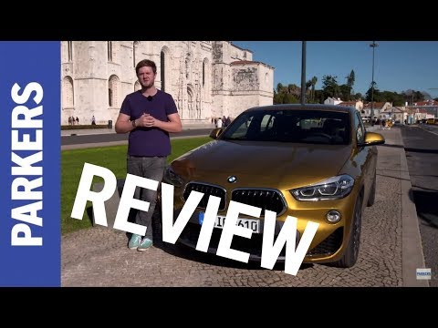 BMW X2 SUV Review Video