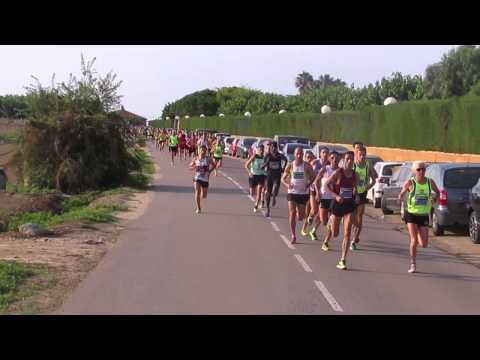 Cabeza de carrera km 1 al km 3
